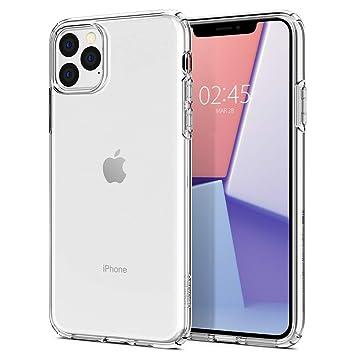 iPhone 11 Pro Max ケース リキッド・クリスタル 075CS27129 (クリスタル ・クリア)