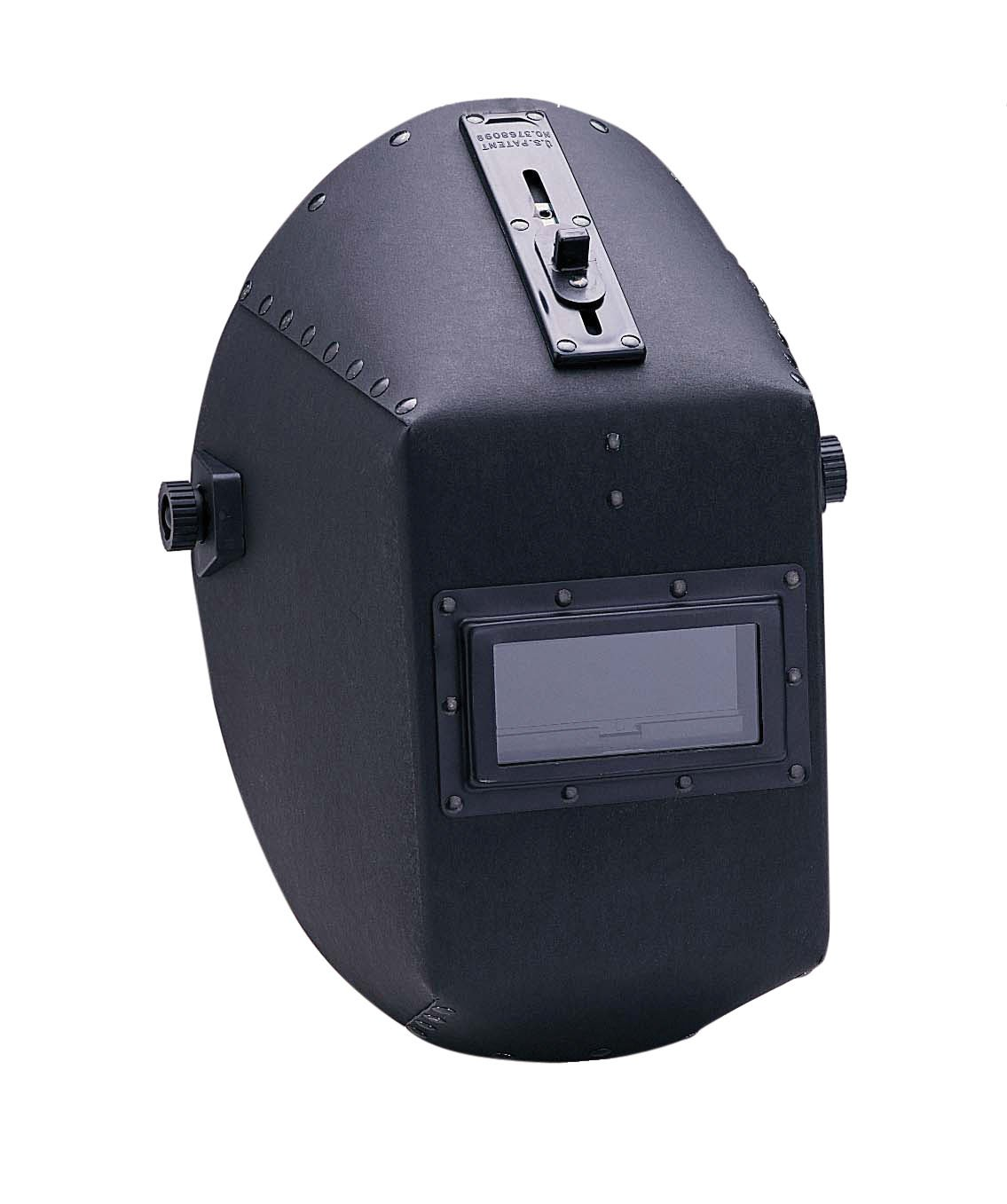 Jackson Safety 14532 W20 490P Black Quick Slide Fiber Shell Welding Helmet, 4-1/4'' Length x 2'' Width (Pack of 4)