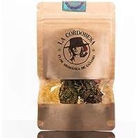 Flor aromática de Cáñamo La Cordobesa® - (16,49%) - 1 GRAMO - *NUEVO* - Cultivo Orgánico - Compuestos Activos - Vegano
