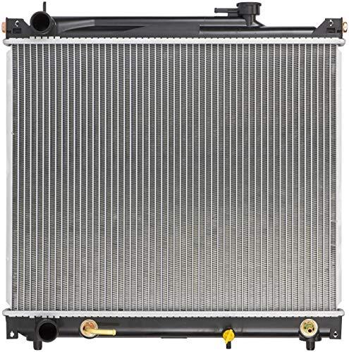Spectra Premium Spectra Complete Radiator CU2087 -