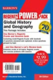 Global History and Geography Power Pack, Mark Willner, 1438072961