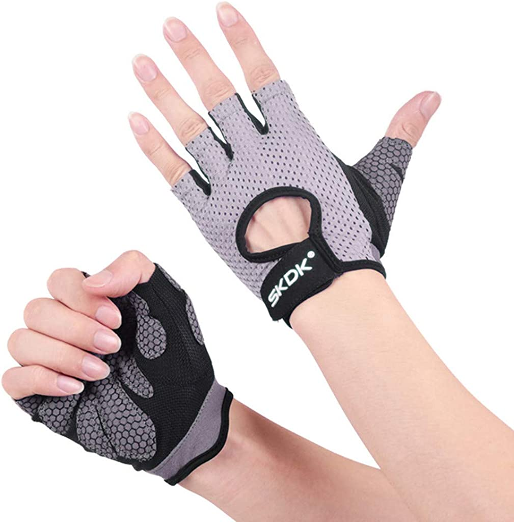 TOTAMALA Unisex Gloves Gym...