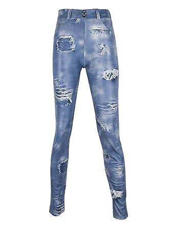 87b56a36f47a Ceanfly Damen Lederhose Stretch Skinny Leggings PU Lederhose Kunstleder  Hose Slim Smooth Hüfthoch Hose Schwarz  Amazon.de  Bekleidung