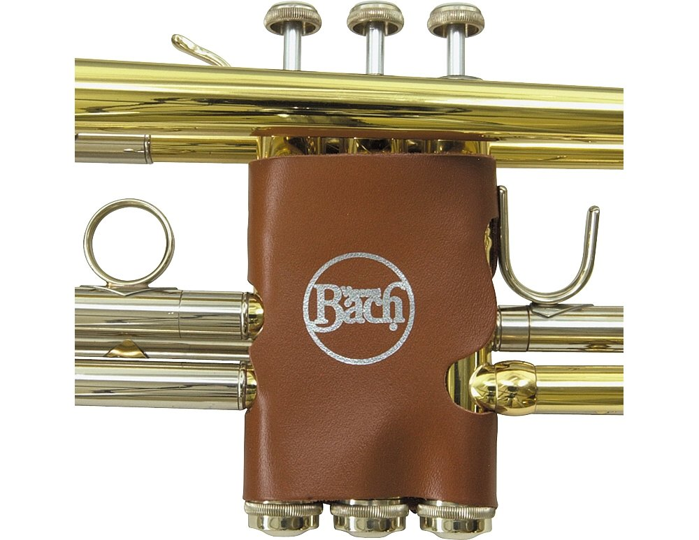 Bach 8311BV Valve Jacket for Trumpet/Cornet - Leather KMC Music Inc