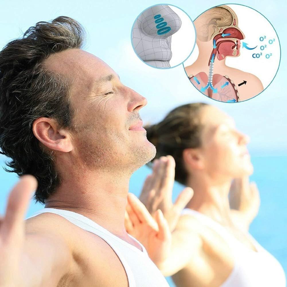 May Bob Silicone Snoring Device Soft Plastic Mini Snoring Nose Clip Snoring Device Treatment Anti-snoring Night Sleep Tool 1 pcs