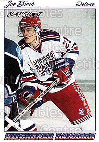 (CI) Joe Birch Hockey Card 1995-96 Slapshot (base) 151 Joe Birch