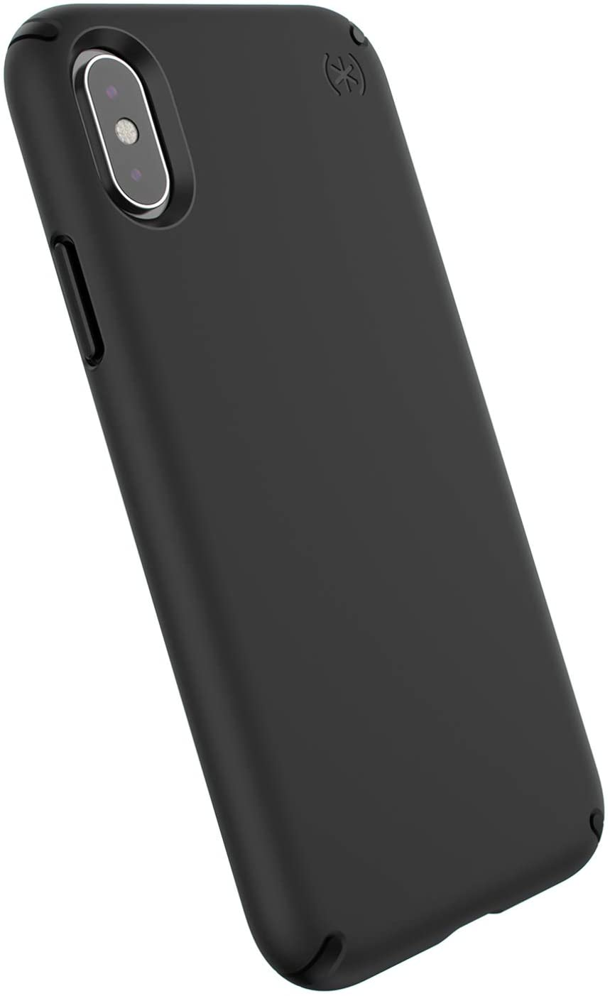 Speck Products Presidio PRO iPhone Xs / iPhone X Case, Black/Black