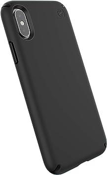 Speck Products Presidio Pro Coque pour iPhone Xs/iPhone X Noir/noir