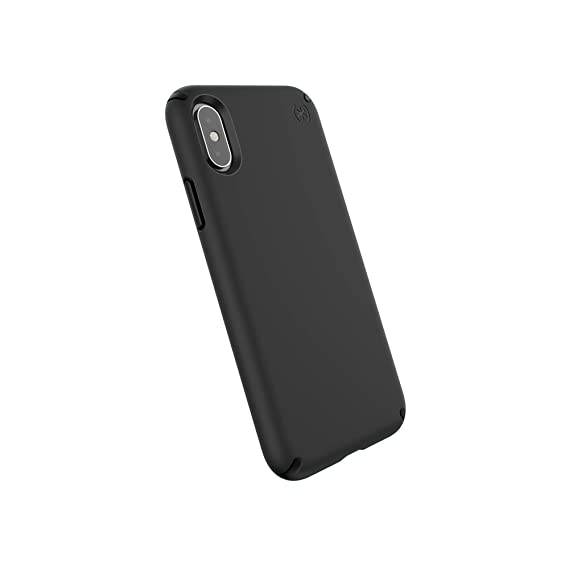 info for 7b5d1 1a065 Speck Products Presidio PRO iPhone Xs/iPhone X Case, Black/Black