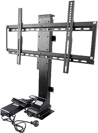 DCHOUSE - Elevador de TV motorizado de 1000 mm para TV de 32 a 70 ...