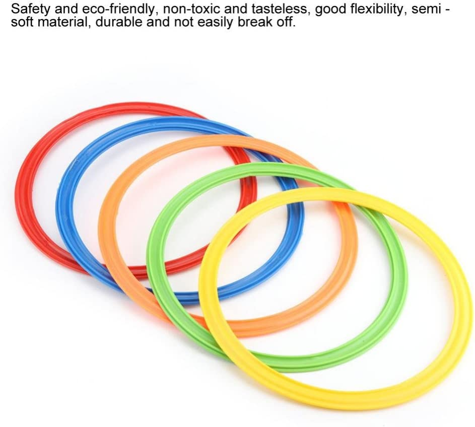 Amazon.com: FTVOGUE - 5 anillos de salto para juegos ...