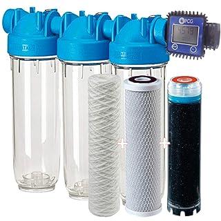 'DP3pcbpla 10MCR 1filtro de agua casa filtro de agua pcg1Medidor de flujo