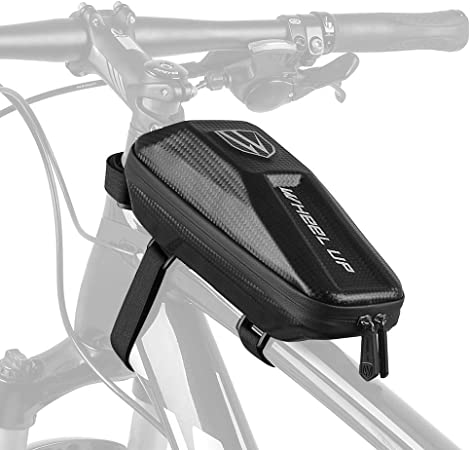 Blusea Bolsa Tubo Frontal de Scooter Bicicleta, 2/3L Bolsa de Patinete Eléctricos Impermeable Gran Capacidad Compatible con Xiaomi Mijia M365 Bolsa de ...