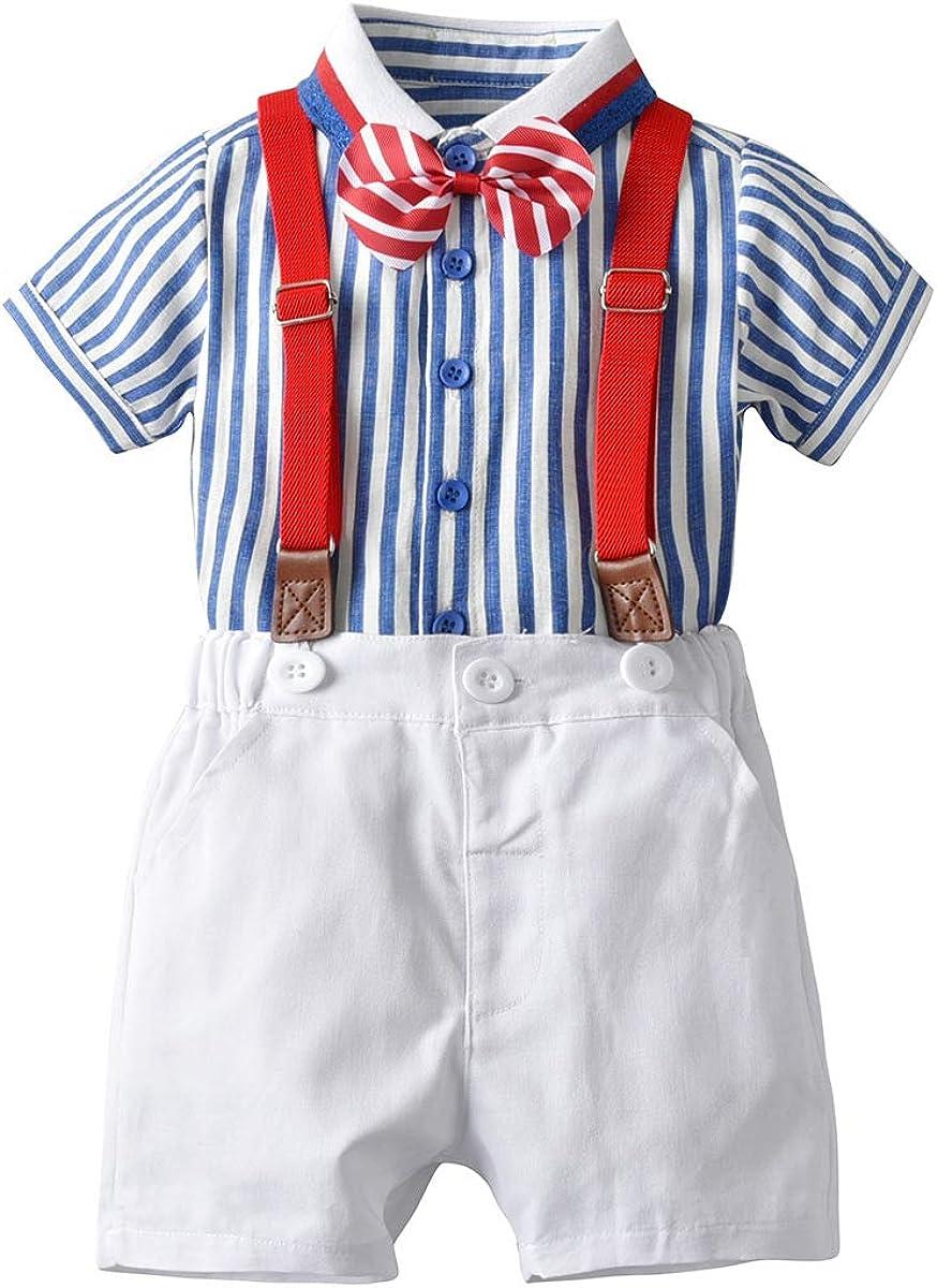 Fairy Baby Kinder Formeller Anzug Jungs Geburtstag Party Kleider Herren Outfit 1-4