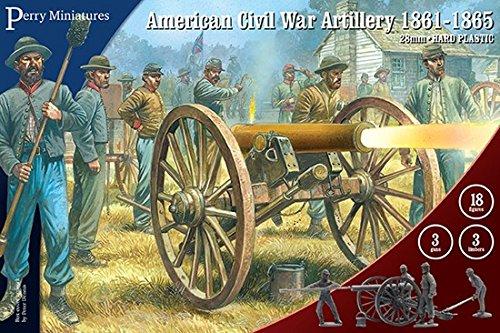 28mm American Civil War Artillery 1861-1865