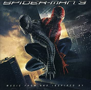 spider man 3 music from and inspired by christopher young spider