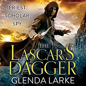 The Lascar's Dagger Audiobook