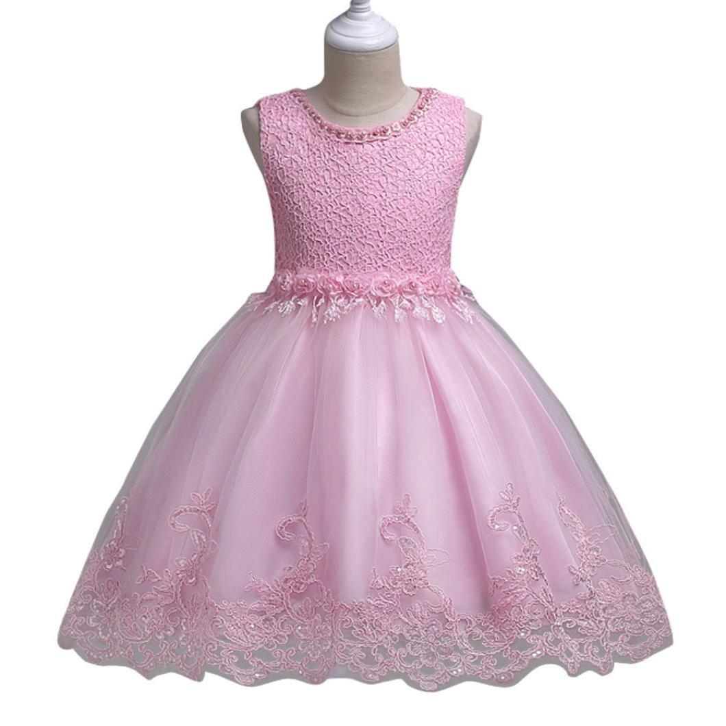 Mädchen Kleider Festliche Kinderkleider Longra Mädchen Lange Kleid ...