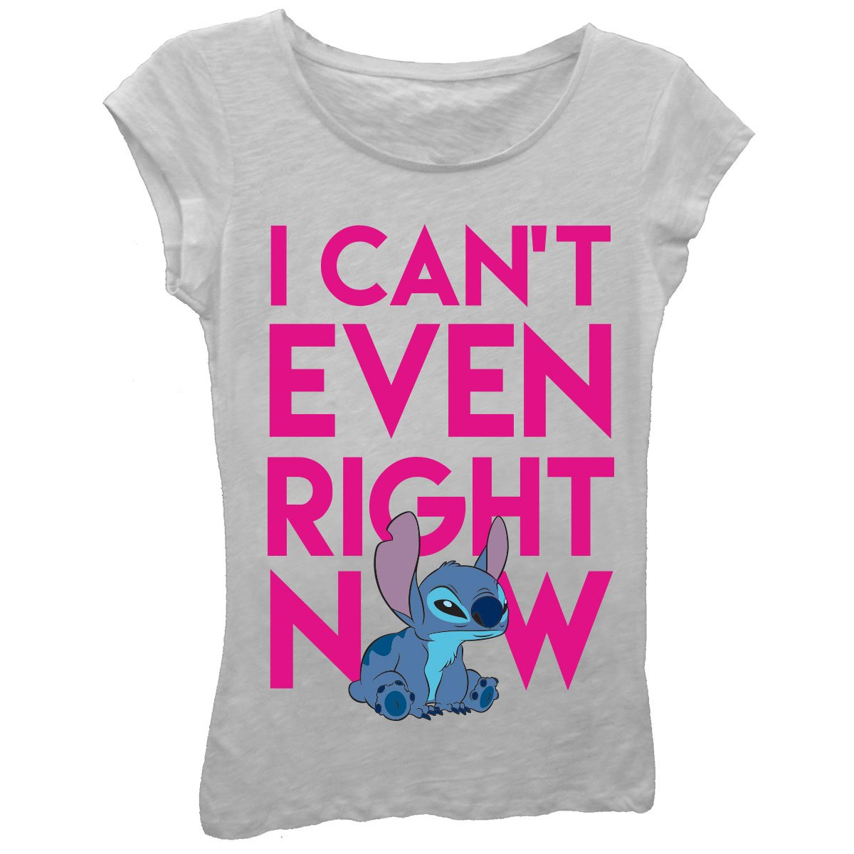 b45165dca Top10: Star Wars Girls\' Lilo and Stitch I Can\'t Even Right Now Short  Sleeve T-Shirt