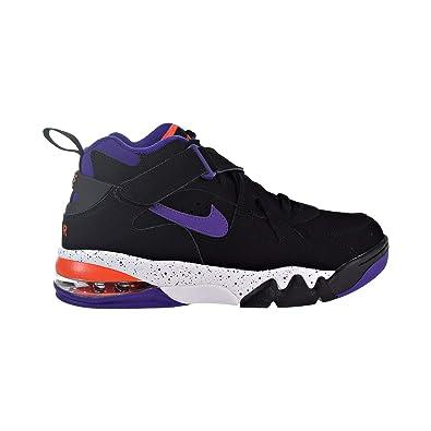 separation shoes a7a83 1e023 Nike Air Force Max CB Men s Shoes Black Court Purple Team Orange aj7922-