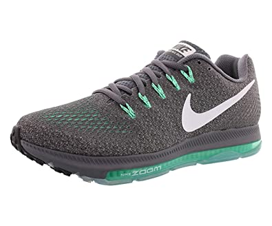 6ee3a5bb Nike Womens Zoom All Out Low Low Top Lace Up Running Sneaker, Grey, Size