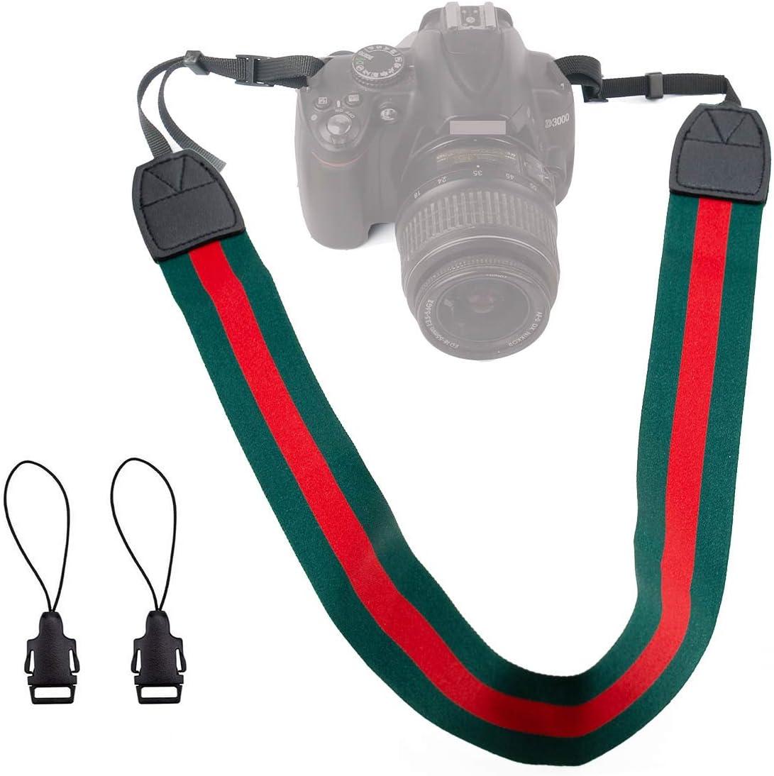 Alins - Correa de Hombro Universal para cámara réflex Digital ...