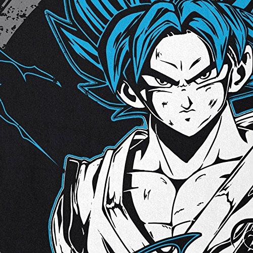style3 Goku Contender T-Shirt da donna roshi ball z songoku dragon