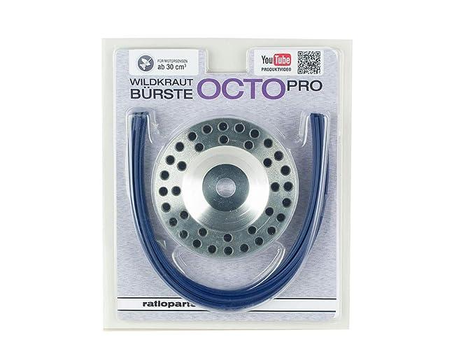 Ratio Parts 6 - 708 malas hierbas Cepillo Octo Pro 200 mm ...
