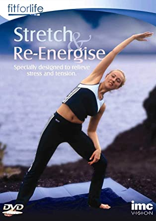 Stretch and Re-Energise Workout - Fit for Life Series Reino ...