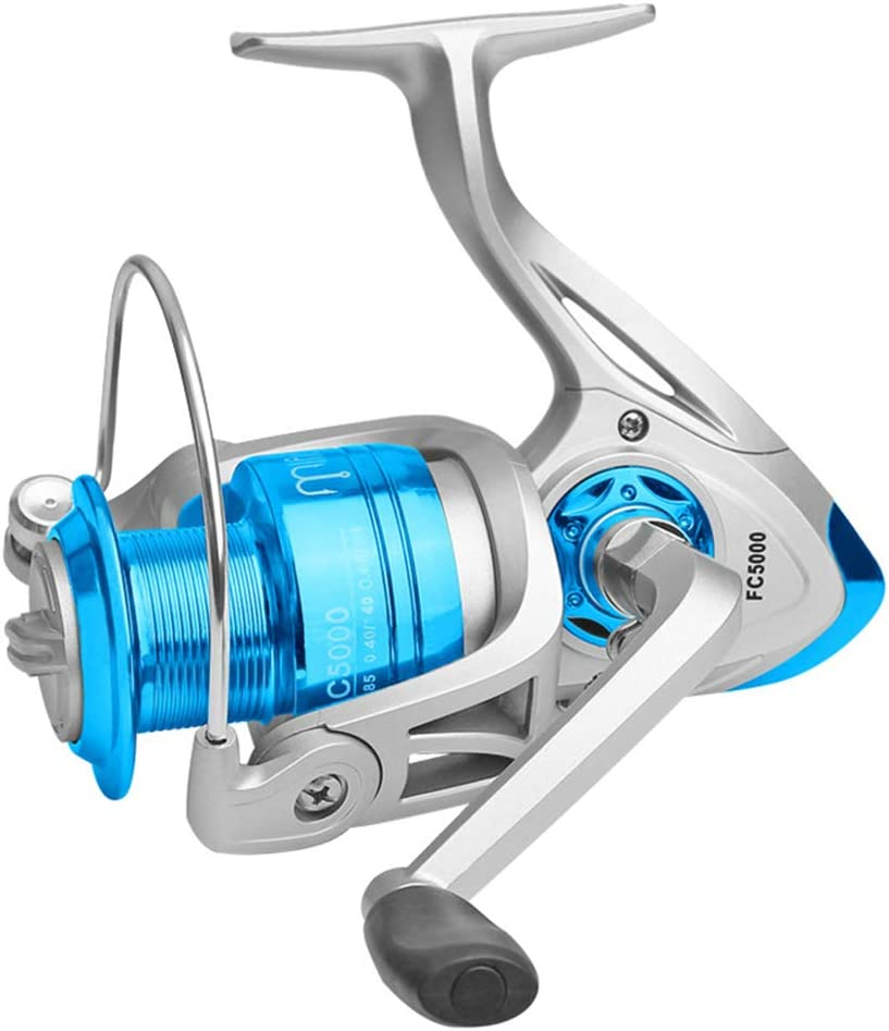 Carrete De Pesca Carretes Spinning,5kg Descarga Carrete De Pesca ...