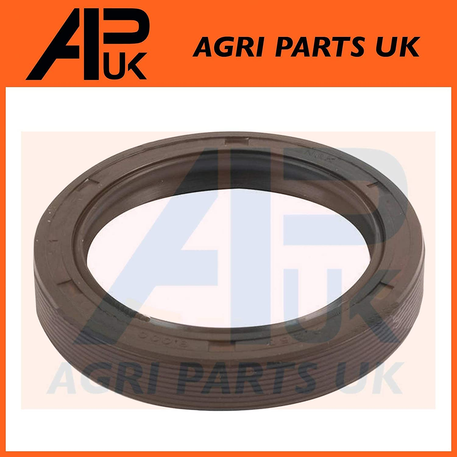 APUK Front Crankshaft Timing Cover Oil Seal Compatible with Massey Ferguson 35 35X 65 135 165 Tractor