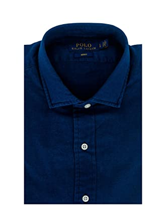 Ralph Lauren - Chemise Casual - Homme - Noir - XL  Amazon.fr  Vêtements et  accessoires 034a85c535c