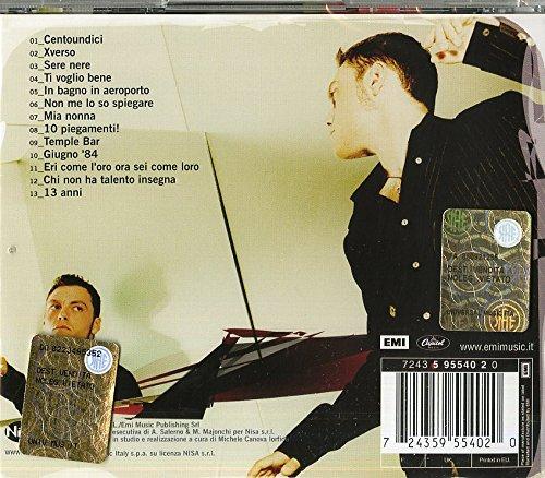 Tiziano Ferro 111 Centoundici Amazon Com Music