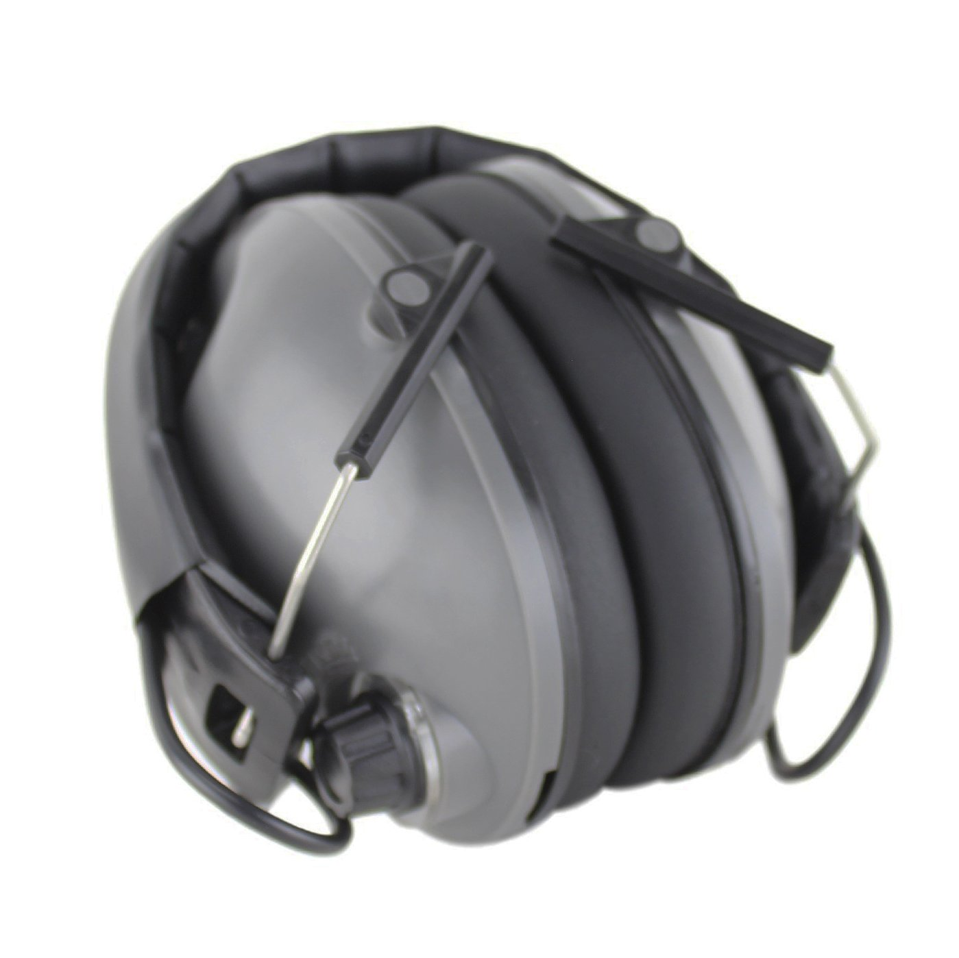 Titus E-Series - Low-Profile - Electronic Noise Cancelling Safety Earmuffs - Hearing Protection (Standard) by Titus (Image #2)