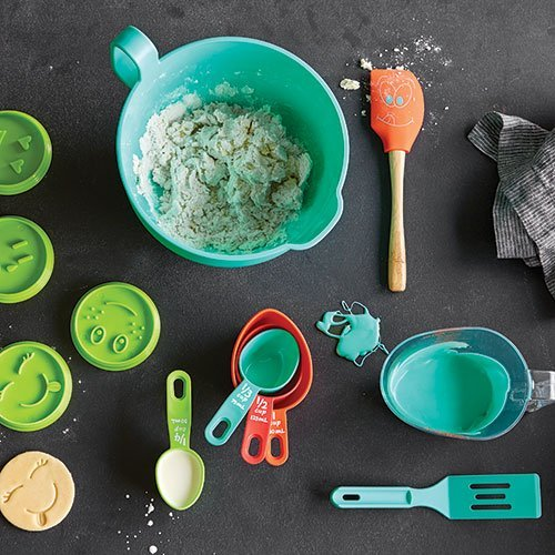 Pampered Chef Kids Cookie Baking Set