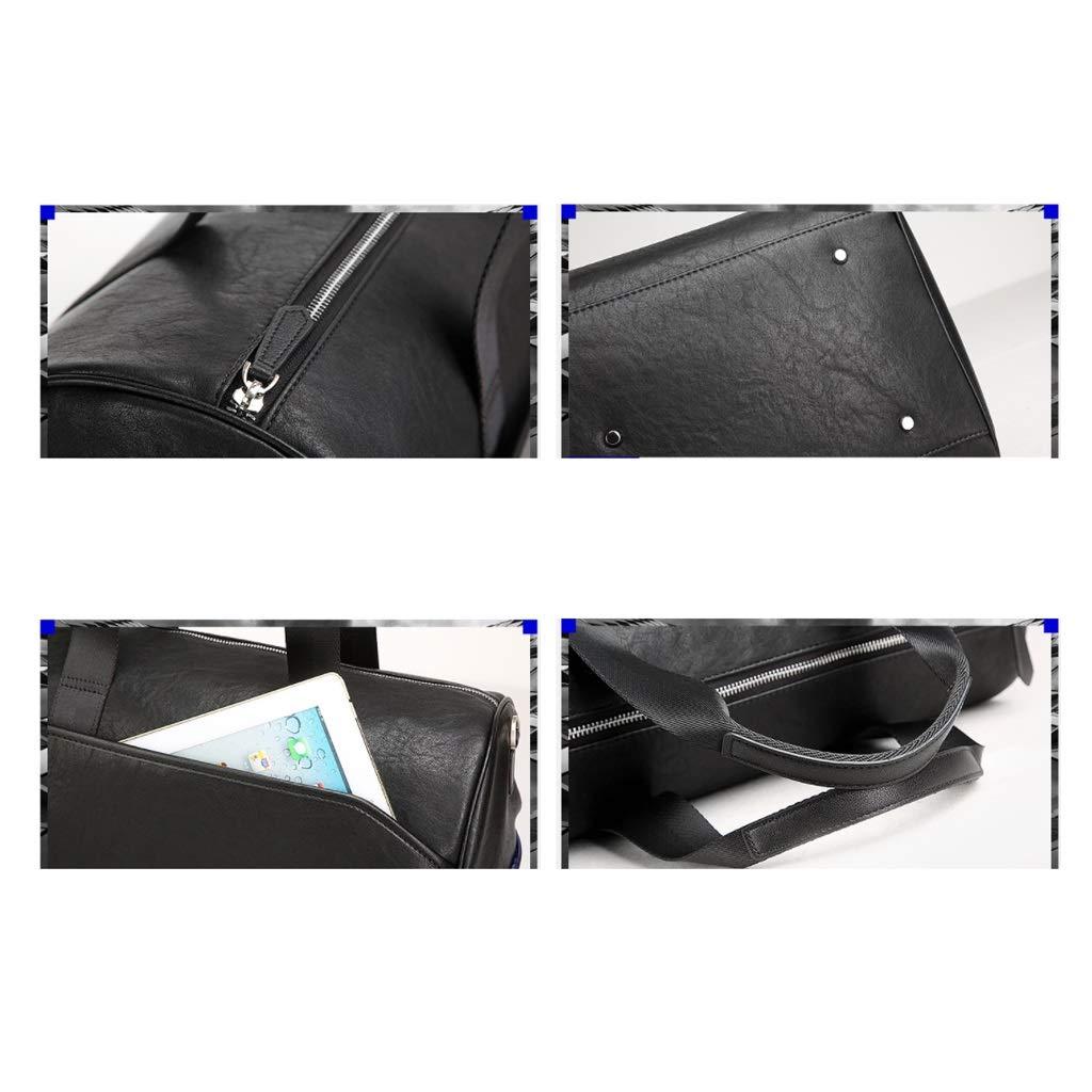 Fitness Bag Sports Bag Black,43.52326cm Multi-Function Portable WANGXIAOLINYUNDONGBAO Travel Bag Short-Distance Bag