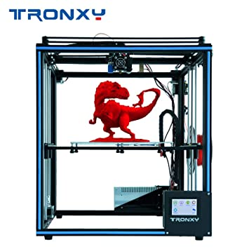 Nueva Impresora 3D Tronxy X5SA de detección de filamento de polea ...