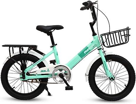 Liuwenna Bicicleta para niños 16,18,20 Pulgadas Bicicletas Niños ...