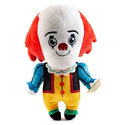 It Kidrobot Pennywise Classic Phunny 8 Inch Plush Figure: Toys & Games [5Bkhe0401753]