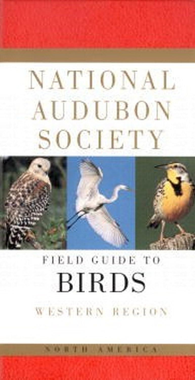 Random House Audubon Field Guide- Birds Western