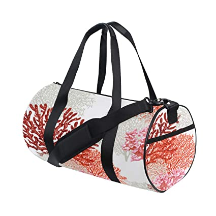 Amazon.com: Bolsas de yoga de color brillante con coral ...