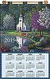 Church 2019 Felt Calendar