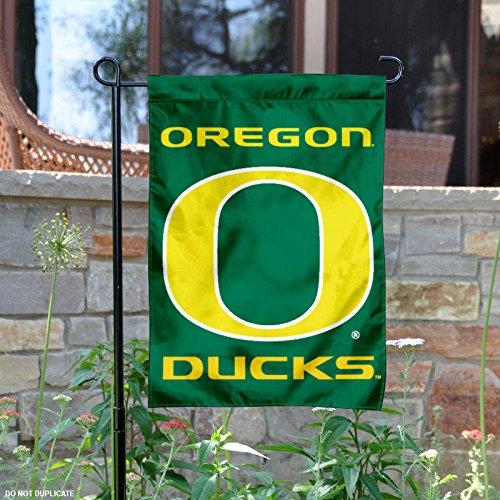 University of Oregon Garden Flag and Yard Banner