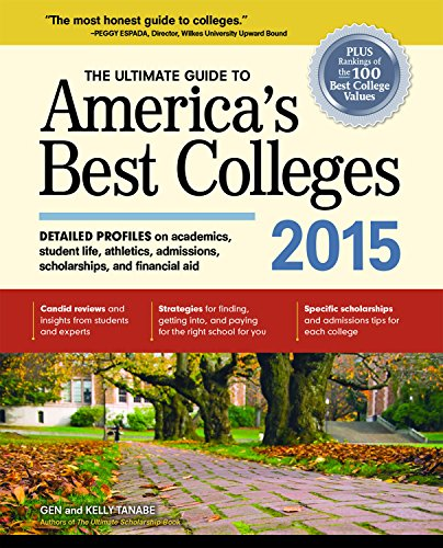 Download The Ultimate Guide to America's Best Colleges 2015 Pdf
