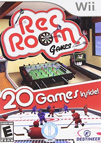 Rec Room Nintendo Wii product image