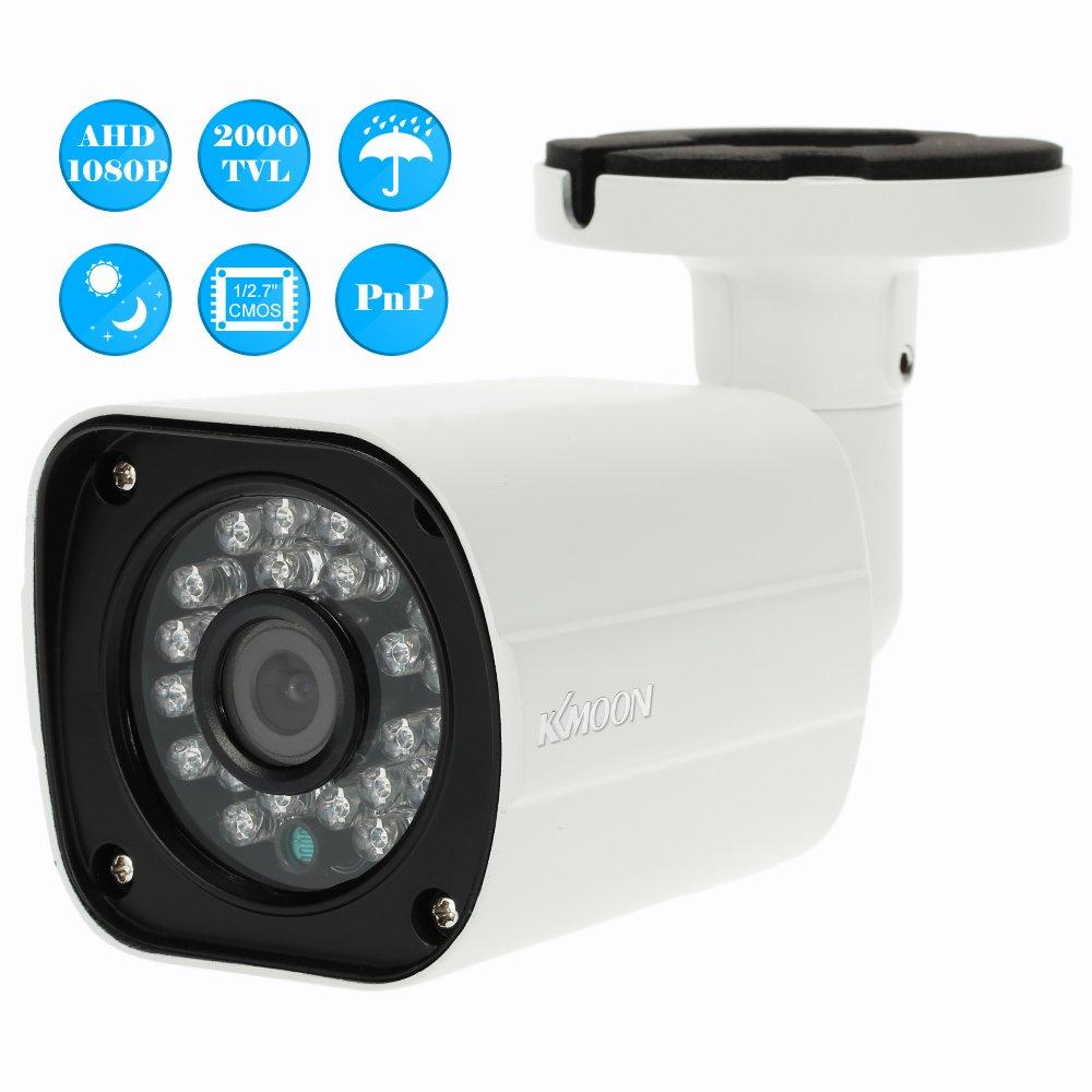 1080P HD AHD CCTV Camera Analog Outdoor Home Security IR Night Vision 2000TVL