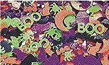 Glitter Self-Adhesive Halloween Shapes - Art & Craft Supplies & Foam Shapes