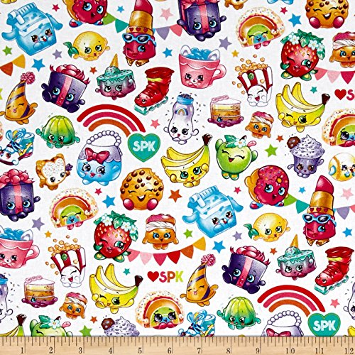 Looking for a shopkins fabric? Have a look at this 2020 guide!