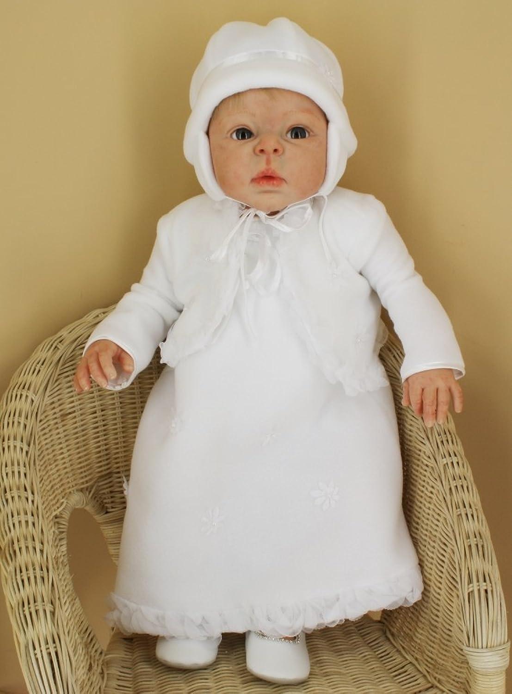8b5ce5ec6ce robe de bapteme hiver