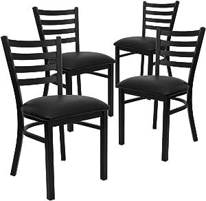 Flash Furniture 4 Pk HERCULES Series Chair